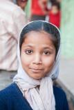 young girl, Karauli