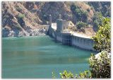 Dam at Morris Resorvior
