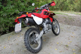 Honda XR 650 R (kicker)