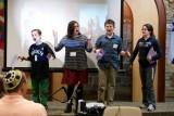 Teen Jewish Art Shabbat - April 12, 2013