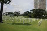It contains the largest number of graves of U.S. military dead of World War II. The total is 17,201.