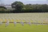 The cemetery comprises 152 acres.