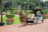 Since the Spanish colonial era, Rizal Park has been the favorite spot for locals to take in the beautiful surroundings.