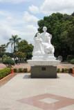 Statue in Rizal Park entitled La Madre Filipina.