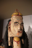 Close-up of the head of Borak.