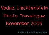 Vaduz, Liechtenstein (November 2005)