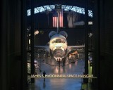 Space Shuttle Discovery at the Smithsonian's Steven F. Udvar-Hazy Center in Chantilly, VA.