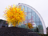 Chihuly House of Glass Exterior