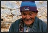An Old Mountaineer (Trongsa district).
