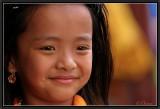 The Last Bhutanese Smile.