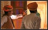 Watching and Chatting - Jodhpur Palace.