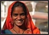 A Great Smile in Pushkar.