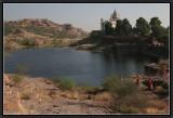 Jaswant Thada Memorial and Jodhpur Citadel.