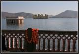 Jal Mahal and Man Sagar Lake - Jaipur.