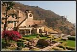 Bundi : Moghol Garden and Citadel.