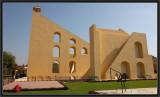Samrat Yantra. Jaipur Observatory.