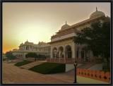 Bharatpur Maharajah's Palace.