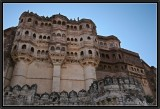 Mehrangarh Fort. Jodhpur.