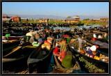 Peak Hour - Nampan Market.