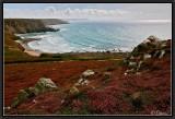 Mer d'Iroise/Presqu'île de Crozon.