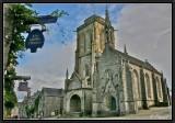 Lokorn : St-Ronan Church and Penity Chapel.