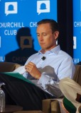 Churchill Club Premier Event,  14th Annual Top Ten Tech Trends 5-22-12