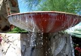 Taliesen West fountain
