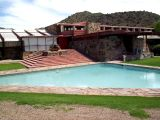 Taliesen West main building