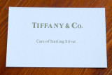 Tiffany 1837 Sterling Silver Ring
