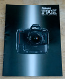Nikon F90X Brochure