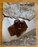Nikon F-801 Brochure