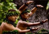 Hula Kane Duo: Kualono (color)
