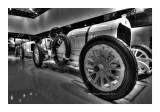 Cars BW HDR 11