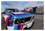 BMW 3.0 CSL, Dijon 2009