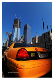 Yellow Cab, New York 2011
