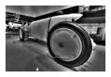 Cars BW HDR 18