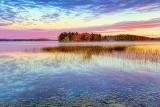 Otter Lake At Sunrise 29748