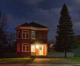 Nighttime House 30441-47