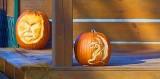 Carved Pumpkins 20121107