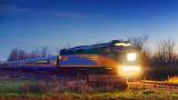 Morning Passenger Train 30624