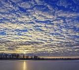 Clouded Sunrise 20121127