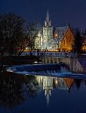 St James Church At First Light 31677-9
