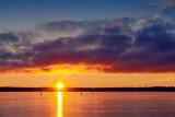 Lower Rideau Lake At Sunrise 20121215
