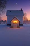 Lockmaster's House At Dawn 20130109