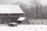 Winter Barnyard 32406