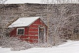 Old Red Shed 33780