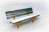 Snowy Bench 20130228