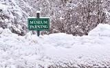 Snowy Museum Parking 33843