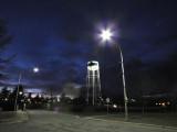 Streetlight Lens Flare Test HS50 f4 (DSCF00057)
