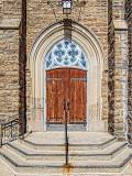 Church Door DSCF00088